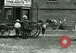 Image of stagecoach Ypsilanti Michigan USA, 1923, second 8 stock footage video 65675059831