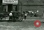 Image of stagecoach Ypsilanti Michigan USA, 1923, second 9 stock footage video 65675059831