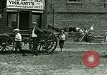 Image of stagecoach Ypsilanti Michigan USA, 1923, second 10 stock footage video 65675059831