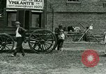 Image of stagecoach Ypsilanti Michigan USA, 1923, second 11 stock footage video 65675059831