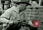 Image of riveting equipment United States USA, 1923, second 1 stock footage video 65675059834