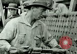 Image of riveting equipment United States USA, 1923, second 2 stock footage video 65675059834
