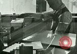 Image of hand press United States USA, 1923, second 6 stock footage video 65675059838