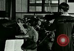 Image of orchestra class United States USA, 1923, second 2 stock footage video 65675059841