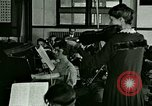 Image of orchestra class United States USA, 1923, second 4 stock footage video 65675059841