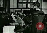 Image of orchestra class United States USA, 1923, second 7 stock footage video 65675059841