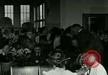 Image of dining room United States USA, 1923, second 9 stock footage video 65675059842