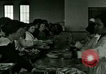 Image of dining room United States USA, 1923, second 11 stock footage video 65675059842