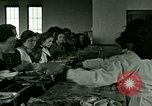 Image of dining room United States USA, 1923, second 12 stock footage video 65675059842