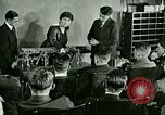 Image of class room United States USA, 1923, second 8 stock footage video 65675059843