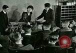 Image of class room United States USA, 1923, second 9 stock footage video 65675059843