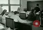 Image of art class room United States USA, 1923, second 5 stock footage video 65675059844