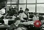 Image of sewing class United States USA, 1923, second 2 stock footage video 65675059845