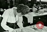 Image of sewing class United States USA, 1923, second 10 stock footage video 65675059845