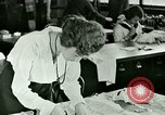 Image of sewing class United States USA, 1923, second 11 stock footage video 65675059845