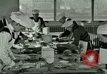Image of cooking classes for American boys and girls United States USA, 1923, second 3 stock footage video 65675059847
