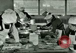 Image of cooking classes for American boys and girls United States USA, 1923, second 6 stock footage video 65675059847