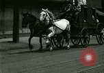 Image of horse drawn carriage Ypsilanti Michigan USA, 1923, second 11 stock footage video 65675059848