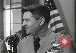 Image of Major General LeMay Guam Mariana Islands, 1945, second 2 stock footage video 65675059857