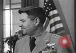 Image of Major General LeMay Guam Mariana Islands, 1945, second 3 stock footage video 65675059857