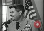 Image of Major General LeMay Guam Mariana Islands, 1945, second 4 stock footage video 65675059857