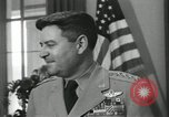 Image of Major General LeMay Guam Mariana Islands, 1945, second 5 stock footage video 65675059857