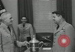 Image of Major General LeMay United States USA, 1957, second 6 stock footage video 65675059859