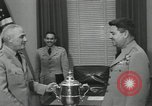 Image of Major General LeMay United States USA, 1957, second 7 stock footage video 65675059859