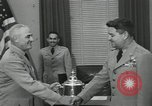 Image of Major General LeMay United States USA, 1957, second 8 stock footage video 65675059859