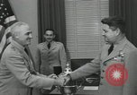 Image of Major General LeMay United States USA, 1957, second 9 stock footage video 65675059859