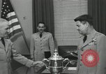 Image of Major General LeMay United States USA, 1957, second 11 stock footage video 65675059859