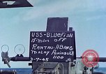 Image of USS Bluefish Pacific Ocean, 1945, second 7 stock footage video 65675059903