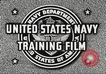 Image of Great Lakes Naval Training Center Illinois United States USA, 1944, second 8 stock footage video 65675059904