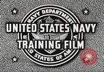 Image of Great Lakes Naval Training Center Illinois United States USA, 1944, second 9 stock footage video 65675059904