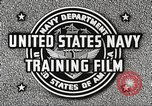 Image of Great Lakes Naval Training Center Illinois United States USA, 1944, second 10 stock footage video 65675059904