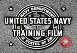 Image of Great Lakes Naval Training Center Illinois United States USA, 1944, second 12 stock footage video 65675059904
