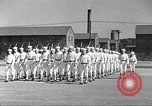 Image of Great Lakes Naval Training Center Illinois United States USA, 1944, second 3 stock footage video 65675059907