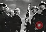 Image of graduation ceremony United States USA, 1956, second 2 stock footage video 65675059916
