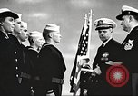 Image of graduation ceremony United States USA, 1956, second 3 stock footage video 65675059916