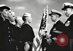 Image of graduation ceremony United States USA, 1956, second 4 stock footage video 65675059916