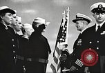 Image of graduation ceremony United States USA, 1956, second 5 stock footage video 65675059916