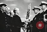 Image of graduation ceremony United States USA, 1956, second 6 stock footage video 65675059916