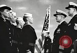 Image of graduation ceremony United States USA, 1956, second 7 stock footage video 65675059916