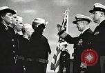Image of graduation ceremony United States USA, 1956, second 8 stock footage video 65675059916