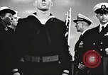 Image of graduation ceremony United States USA, 1956, second 11 stock footage video 65675059916