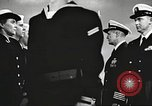 Image of graduation ceremony United States USA, 1956, second 12 stock footage video 65675059916
