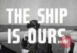 Image of launching a ship United States USA, 1943, second 11 stock footage video 65675059917