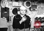 Image of Navy sailor standing watch United States USA, 1943, second 9 stock footage video 65675059921