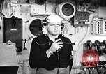 Image of Navy sailor standing watch United States USA, 1943, second 10 stock footage video 65675059921