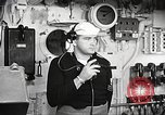 Image of Navy sailor standing watch United States USA, 1943, second 11 stock footage video 65675059921